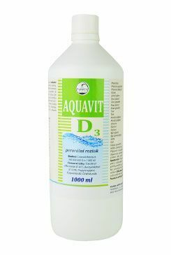 Aquavit D3 sol auv 1000ml