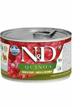 N&D DOG QUINOA Duck & Coconut Mini 140g