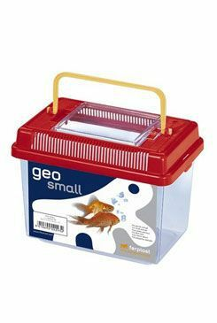 Přepravka Small Animals GEO M 23,2x15,3x16,6cm 2,5l FP