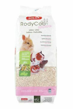 Podestýlka RodyCob Nature Vegetable 15l Zolux