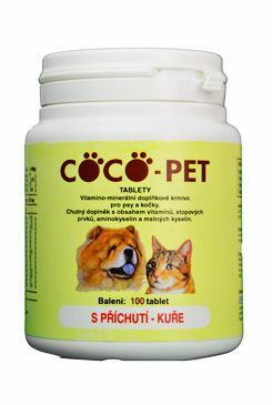Coco pet 100tbl chicken