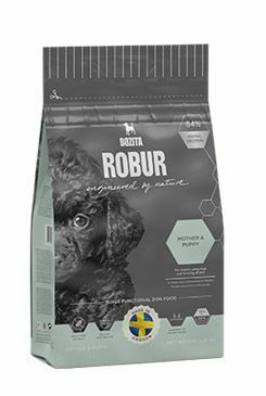Bozita Robur DOG Mother & Puppy 30/15 14kg