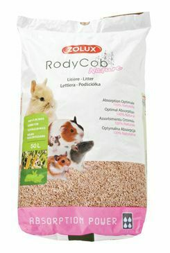 Podestýlka RodyCob Nature Vegetable 50l Zolux