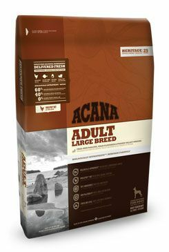 Acana Dog Adult Large Breed Heritage  11,4kg