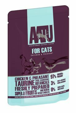 AATU Cat Chicken n Pheasant kapsa 85g