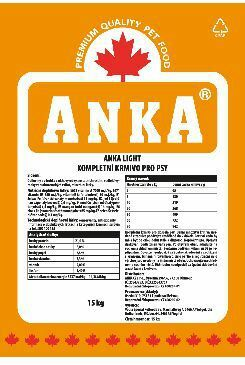 Anka Light 15kg