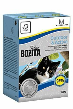 Bozita Feline Outdoor & Active TP 190g