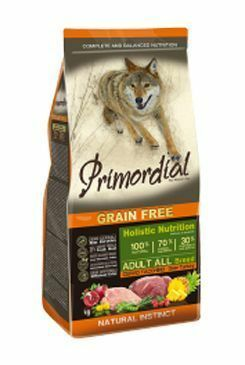 Primordial GF Adult Deer Turkey 2kg