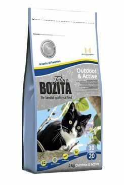 Bozita Feline Outdoor & Active 400g
