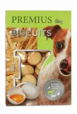Piškoty Biscuits pro psy 180g Dibaq