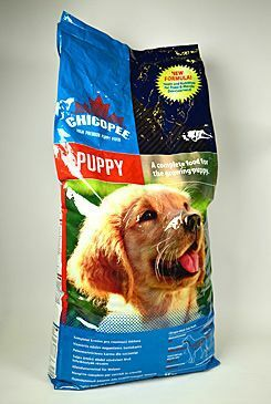Chicopee pes Dry Puppy Small /Medium Breed 15kg