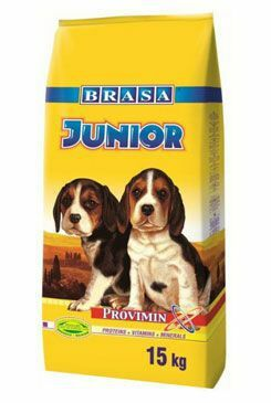Brasa Dog Junior 15kg