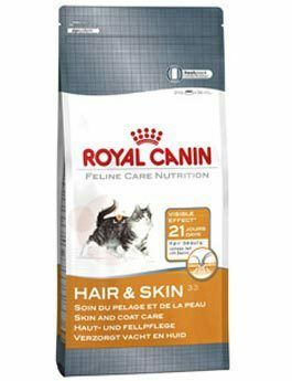 Royal Canin Kom.Feline Hair Skin 4kg
