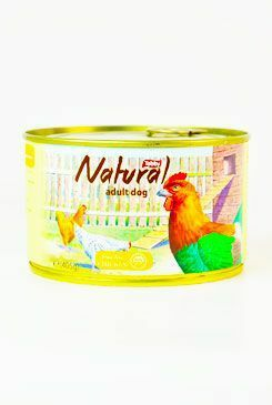 TOBBY konz. Natural Chicken 405g