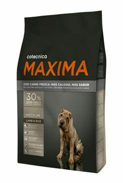 Maxima Dog  Adult Medium Lamb&Rice 14kg