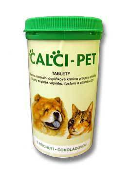 Calci pet 100tbl čoko