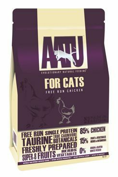 AATU Cat 85/15 Chicken 3kg