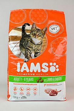 Iams Cat rich in Lamb 3kg