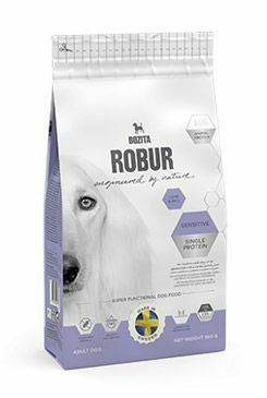 Bozita Robur DOG Sen. Single Protein Lamb 23/13 12,5kg