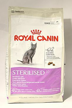 Royal canin Kom.  Feline Sterilised 10kg